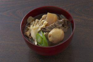 山形 米沢 米沢牛入り 芋煮